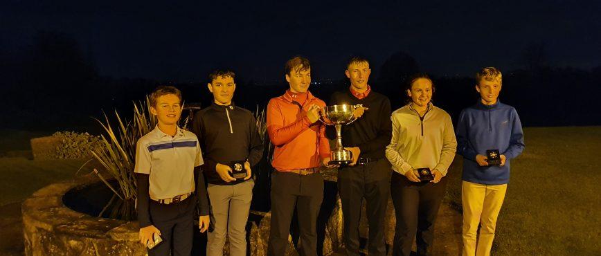 Horne Park Juniors Win The Fairways Trophy!